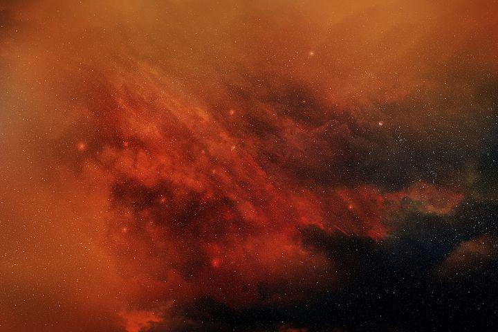 5 Realistic Nebula Backgrounds example 6