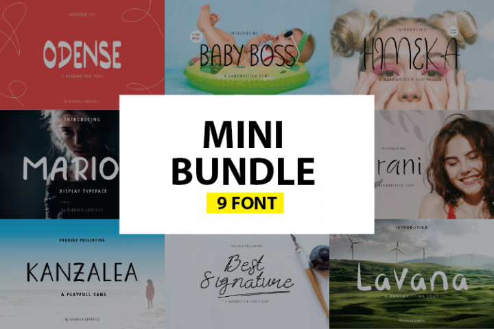 Nirmala Mini Bundle