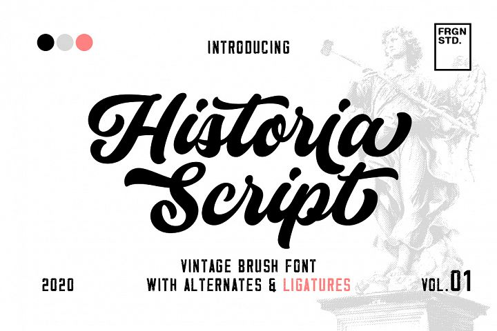 Historia Script