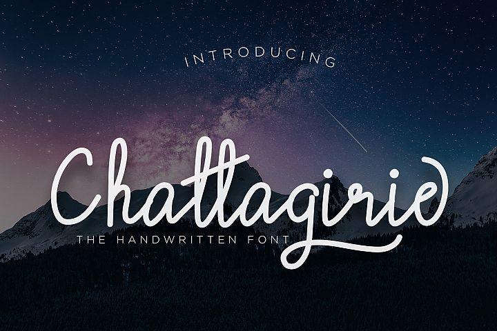 Chattagirie - Handwritten