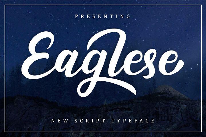 Eaglese Script