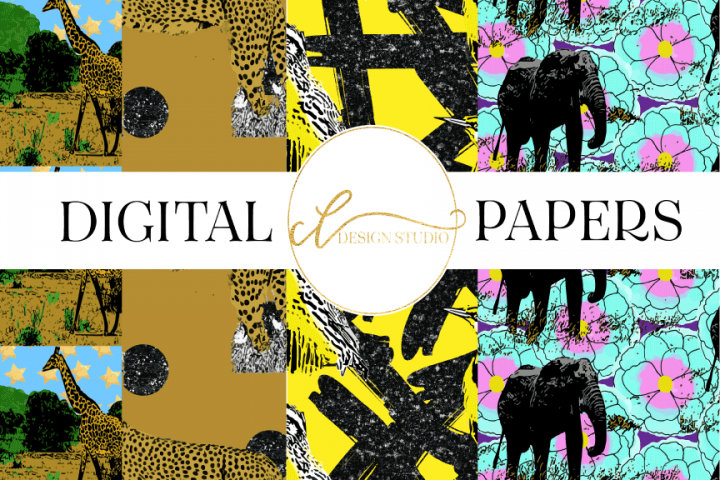 Safari Digital Papers
