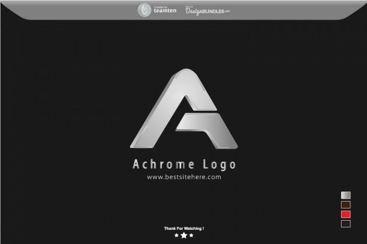 Achrome Logo Concept