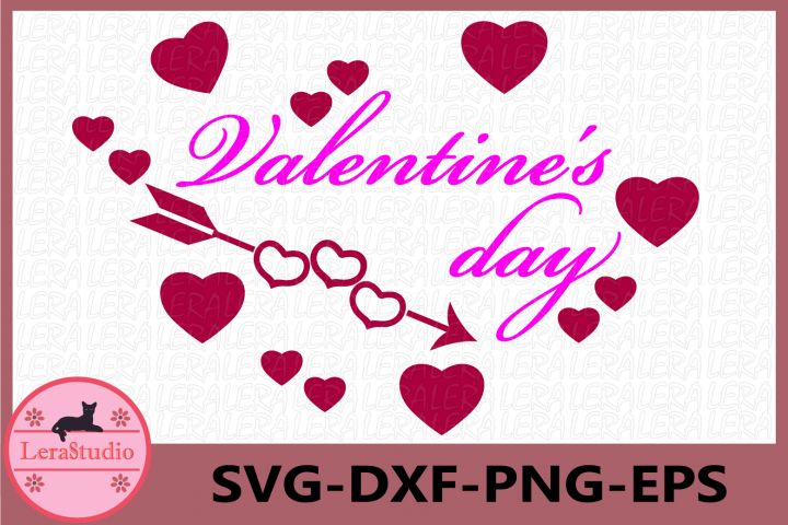 Valentine Day SVG, Heart Svg, Valentine SVG, Heart File