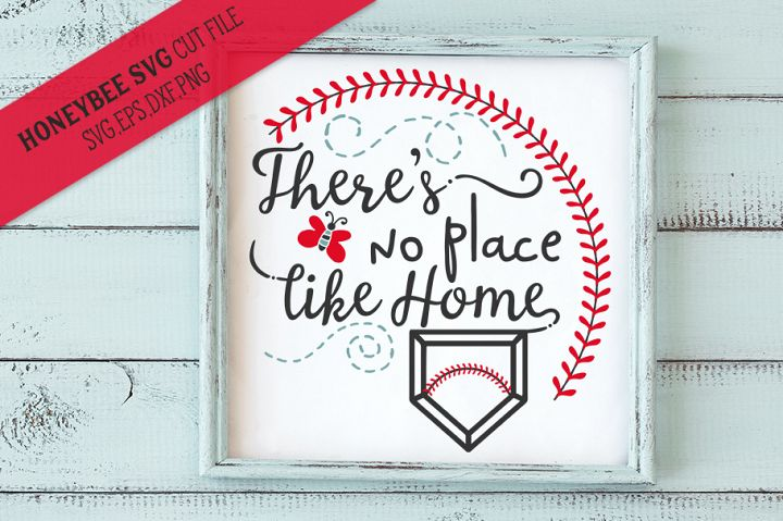 Theres No Place Like Home SVG Cut File
