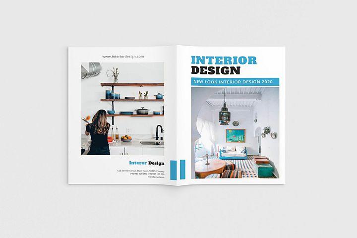 Fancy Interior Brochure