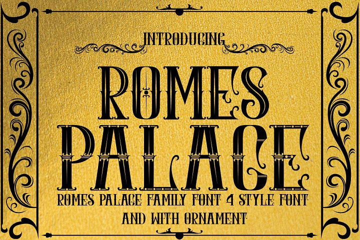 ROMES PALACE