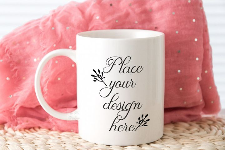 Mug mockup modern 11 oz coffee mugs