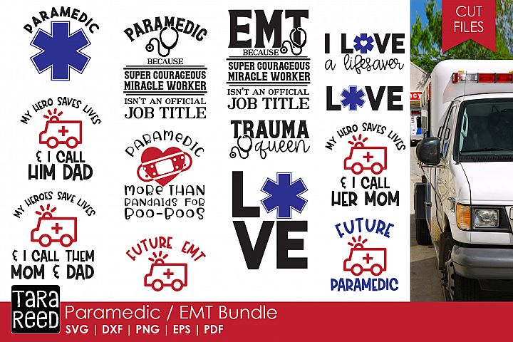 Paramedic / EMT Bundle