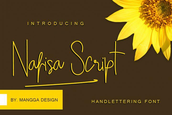 Nafisa Script