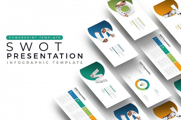 SWOT - Infographic Template - Infographic Template