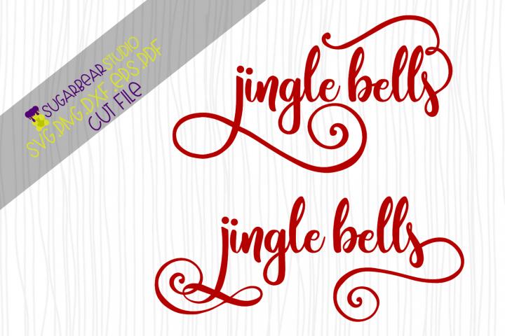 Jingle Bells SVG
