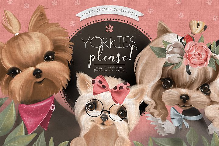 Yorkies, Please!