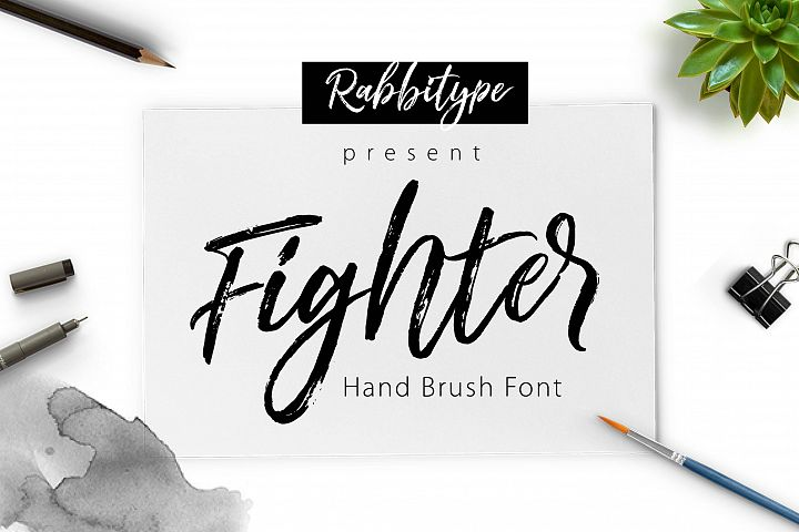 FIGHTER Brush