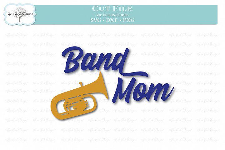 Band Mom Tuba