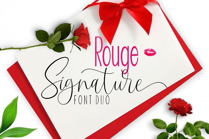 Rouge Signature