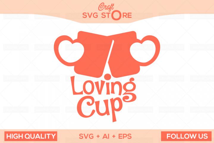 Download Love Cups - Craft SVG Store (64303) | SVGs | Design Bundles