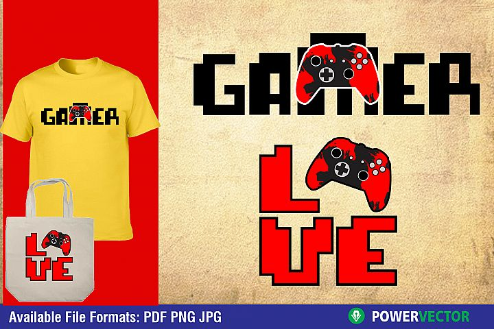 Sublimation Printable Designs, Video Game