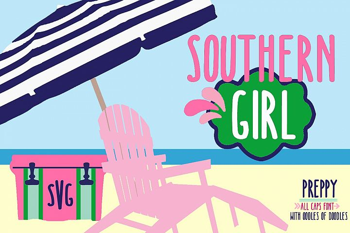 Southern Girl Font