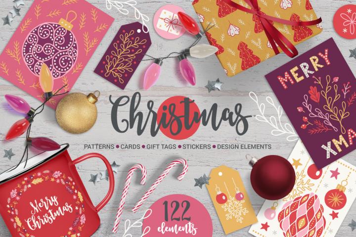 Christmas Kit #7