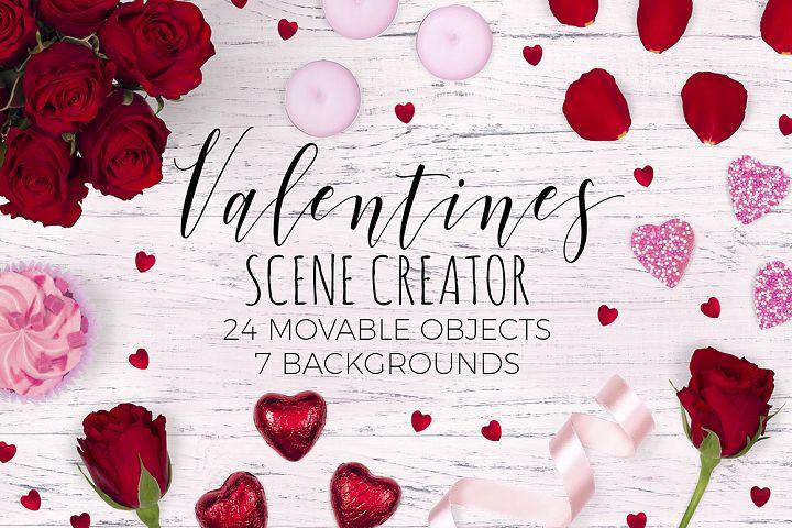 Valentines Scene Creator