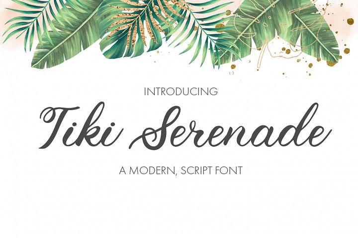 Tiki Serenade