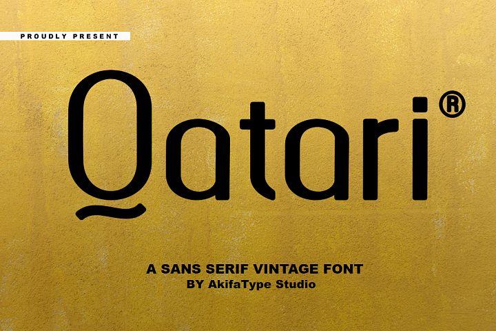 Qatari