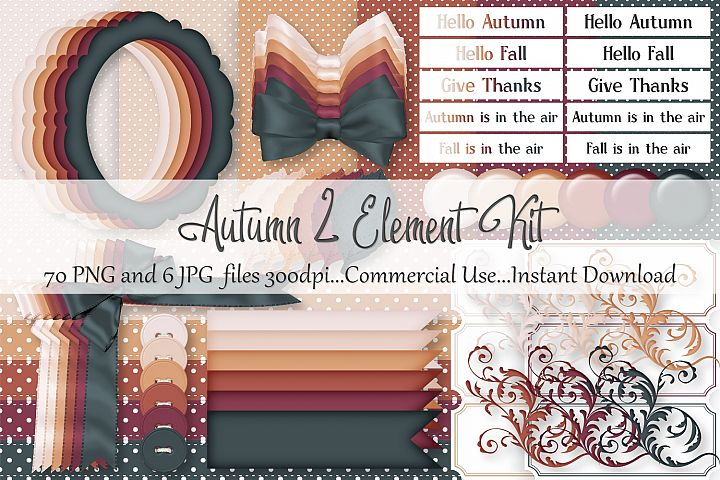 Autumn 2 Element Kit