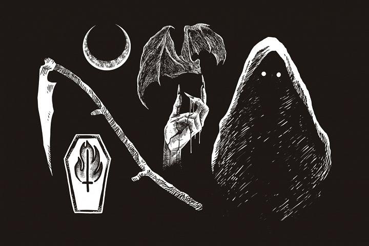 Reaper Scary Horror