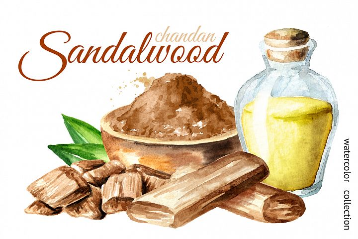 Sandalwood / chandan