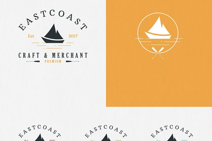 10 Vintage Logo Designs example 4