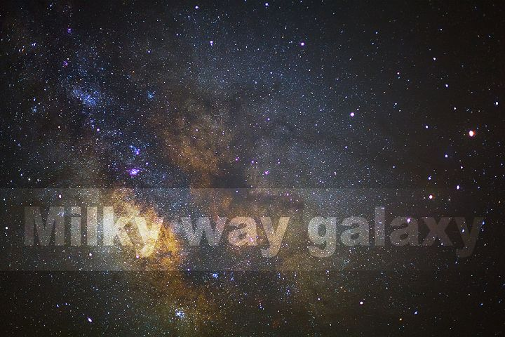 Center of milky way galaxy