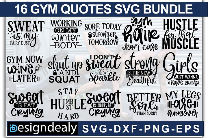 SVG Bundle,Gym Quotes SVG Bundle, Barbell svg, workout svg