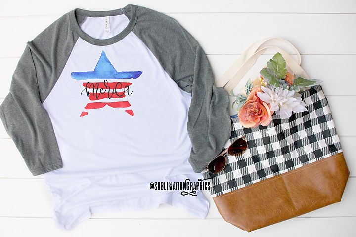 Merica Sublimation PNG