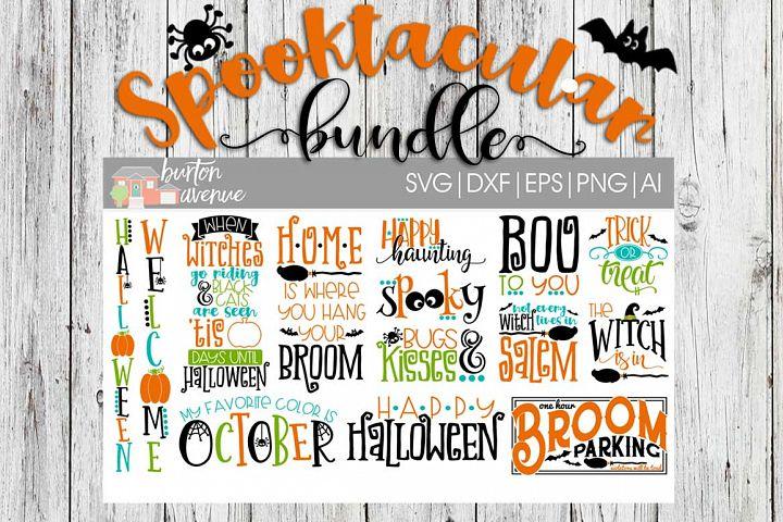 Halloween SVG Bundle-cut files for Cricut, Silhouette