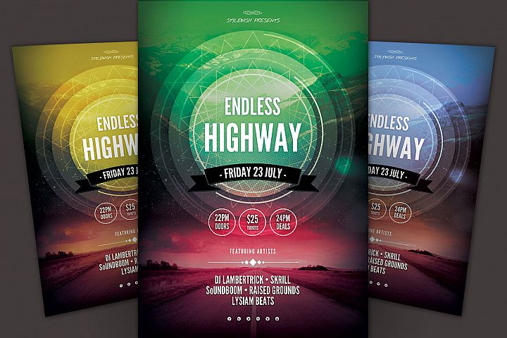 Endless Highway Flyer