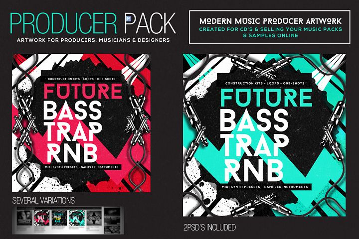 Music Producer Sound-Pack