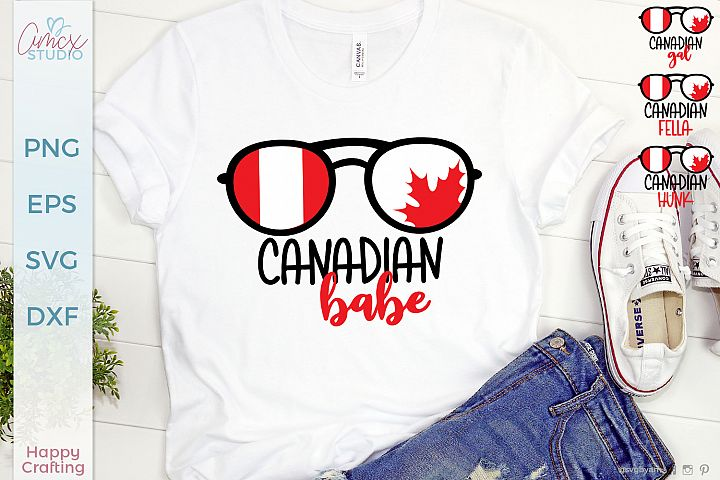 Canadian Crew - Mini Bundle