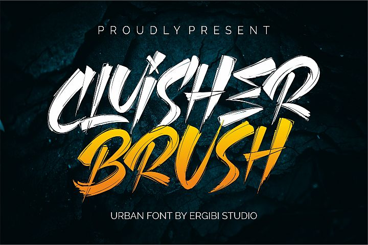 CLUISHER BRUSH