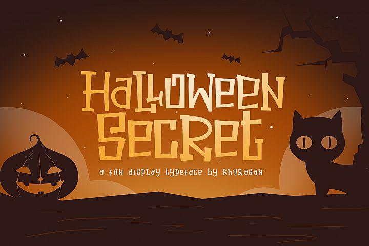 Halloween Secret