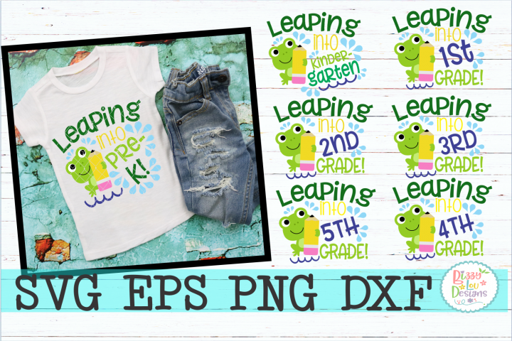 Leaping Back to school Bundle