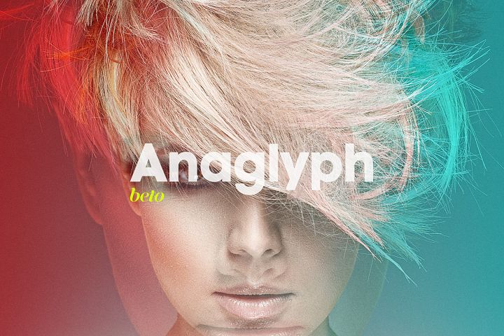 Anaglyph 3D Action — The Original