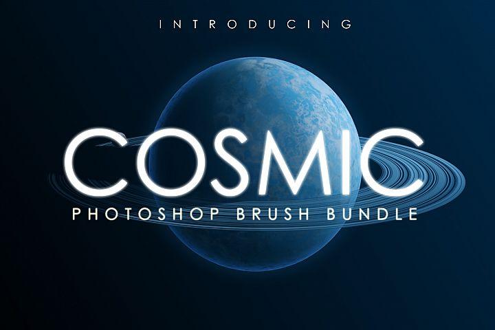 Cosmic Brush Bundle