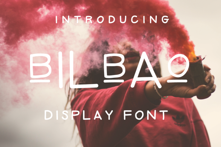 Bilbao | Playful Handwritten Font