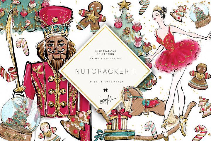 Nutcracker Clipart