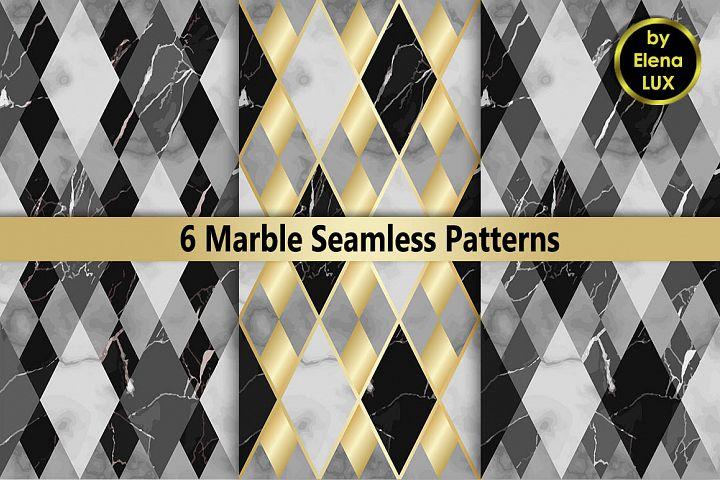 Marble Luxury Seamless Set