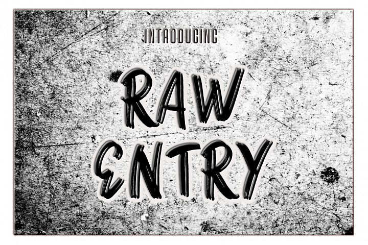 Raw Entry