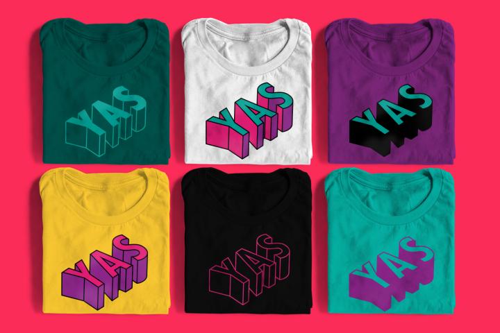 Yas SVG Design