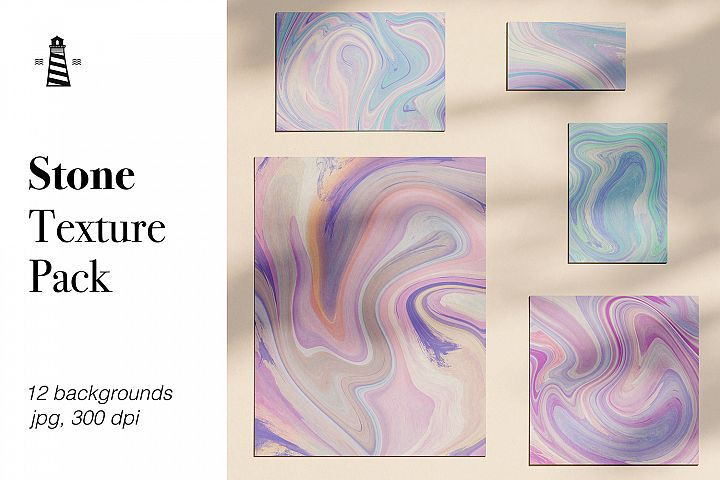 Agate Textures - Wedding Backgrounds