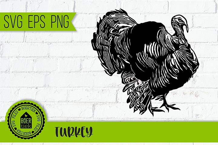 Turkey, SVG cutting file, Thanksgiving SVG